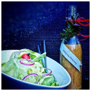 Italienische Salatsauce, italienne dressing, foodwerk.ch