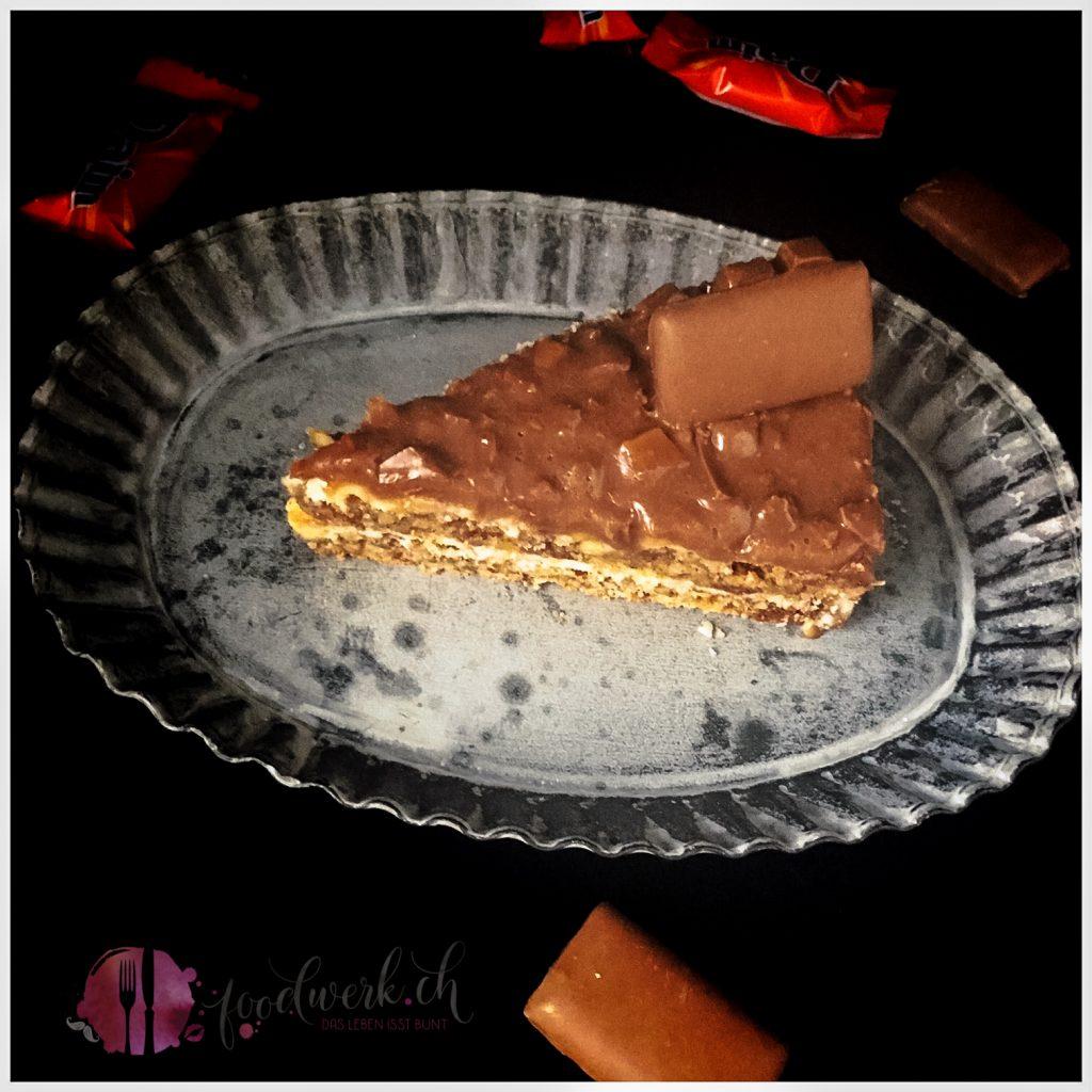Daim Torte Aus Dem Hause Foodwerk Ch Denn Das Leben Isst Bunt
