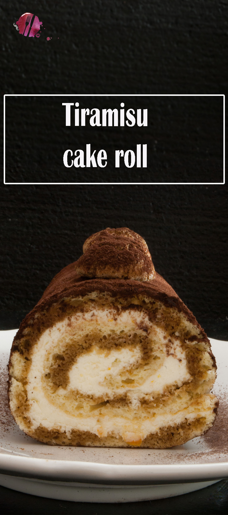 Unsere Tiramisu cake roll kommt in der Füllung ohne frische Eier aus. Das Rezept für die Tiramisu Roulade ist sehr einfach umzusetzen. An den Backofen, FERTIG, LOS!