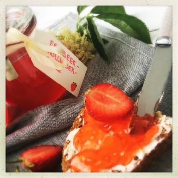 die 5 besten erdbeer rezepte, foodwerk.ch, erdbeerzeit