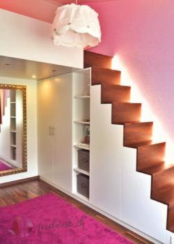 Jugend mädchenzimmer ikea bett  Umgestaltung von Livs Kinderzimmer zu einem Jugendzimmer mit ...