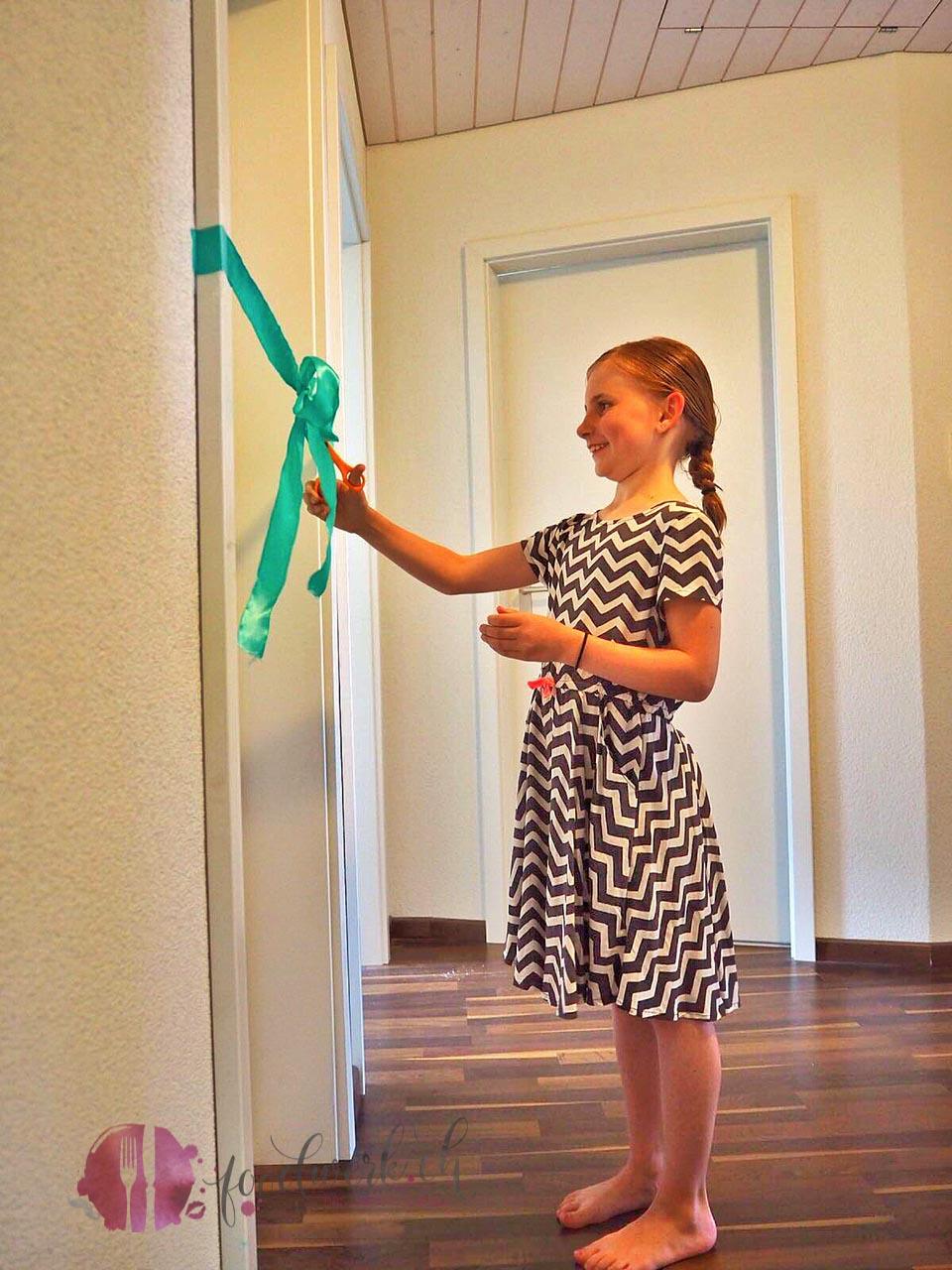 Umgestaltung Von Livs Kinderzimmer Zu Einem Jugendzimmer Mit Galerie