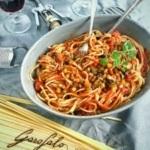 Spaghetti tavernara