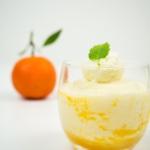 mandarinen Mousse