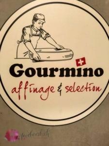 Gourmino Logo