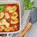 Hackfleisch Polpette oder auch Meat Balls genannt in würziger Tomatensauce